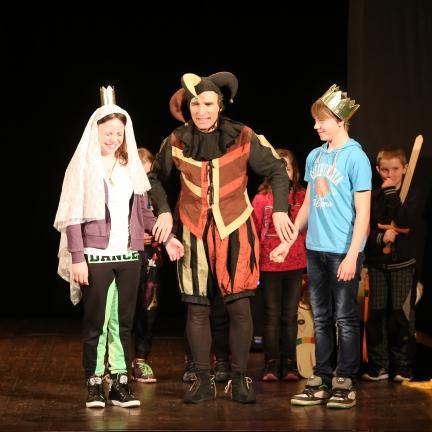 Vlado Kulíšek: Kráľ Šašo