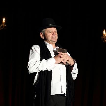 Milan Kňažko: Shylock