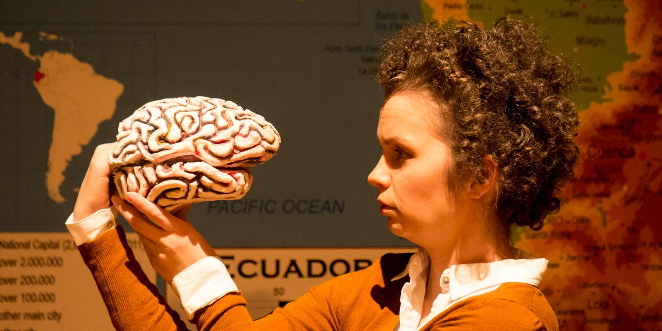 Štúdio 12: Ďakujem ti pekne, Veľký mozog